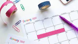 free printable planner online custom editable free printable 2017 calendars sarah titus