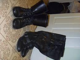 everyday motorcycle boots frye boots el brooklyn taco