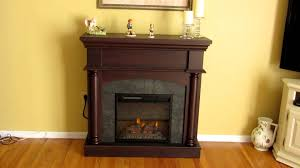 chimney free wexford convertible cabinet fireplace with 18