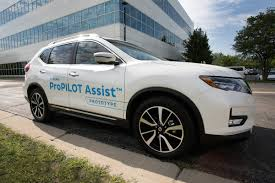nissan rogue in uk nissan propilot assist review features business insider