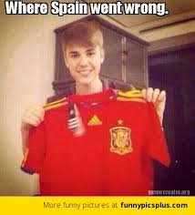 Funny Soccer Meme - spain knocked out of world cup memes funny pictures
