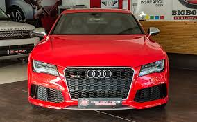 audi rs7 used buy used audi rs7 india at magus cars