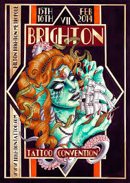 brighton tattoo convention the official blog for things u0026ink