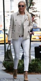 tolanda foster clothes like mother like daughter yolanda foster tries to keep up with her