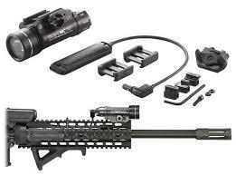 Streamlight Gun Light Streamlight 69262 Tlr 1 Hl 630 Lumen Rail Mounted Long Gun