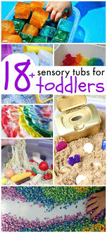 18 sensory tubs for toddlers sensory tubs tubs and activities