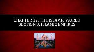chapter 12 the islamic world section 1 the roots of islam ppt