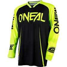 no fear motocross gear oneal mayhem lite 2017 2018 blocker motocross jersey mx atv