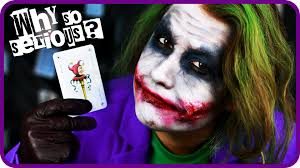 Female Joker Halloween by Joker Halloween Make Up Tutorial Ii Sissi Youtube