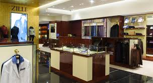 streetsense designs second u s store for luxury men s clothing zilli s new tysons galleria store designed by streetsensezilli tysons galleria front of store