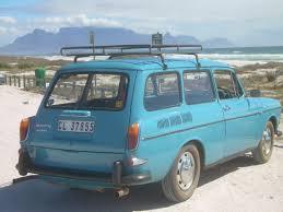 classic volkswagen station wagon 1967 vw variant squareback 1500cc blue exterior black