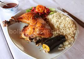 plat de cuisine gastronomie et cuisine de bolivie