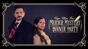 Halloween Murder Mystery Party Ideas by Edgar Allan Poe U0027s Murder Mystery Dinner Party Trailer Youtube