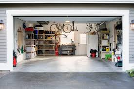 Loft In Garage Ensure A Long Lasting Concrete Garage Floor