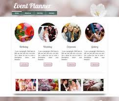 wedding planner website wedding planner website templates cylex sitebuilder