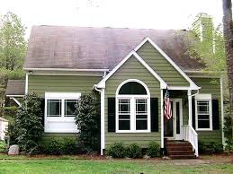 exterior paint colors with green roof photo 5exterior house