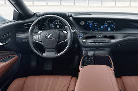 lexus steering wheel new lexus ls 500h 2018 review pictures lexus ls 500h front