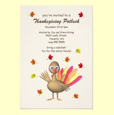 16 potluck invitations psd ai illustrator