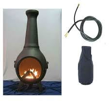 Blue Rooster Chiminea Review Top 23 Best Gas Chiminea Outdoor Fireplaces
