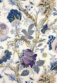 schumacher indian arbre hyacinth fabric schumacher