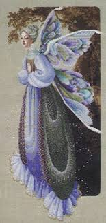 fairy grandmother fairy grandmother cross stitch pattern by lavender lace