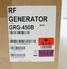 Radio Thermal Generator Gw Instek Grg 450b Rf Signal Generator Ham Radio Test Equipment