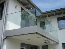 balkon metall balkon mit ganzglasgeländer ammersee metall