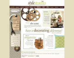 our work sharpdot ballard designs style studio wordpress website