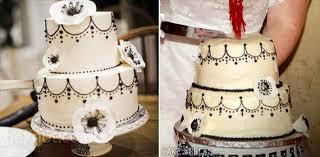 wedding cake fails cake fails babydoll weddings