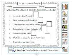 subject verb agreement worksheets and posters by nyla u0027s crafty