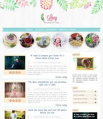 girly blogger templates 2017 free download