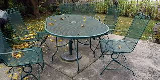 Fall Patio 5 Patio Furniture Materials That Stand Up Against Autumn Weather