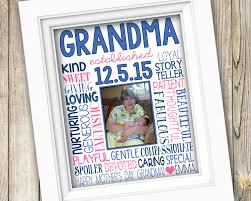 gifts for grandmothers s day gift time grandmother gift from