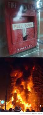 Spider Fire Alarm Meme - fire alarm spider w630
