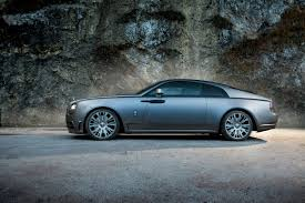 matte rolls royce would you tune a rolls royce wraith coupe like this