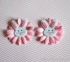 easter hair bows easter hair accessories infarrantly creative
