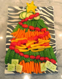 the wooden spoon diaries tree veggie platter