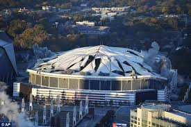 Georgia how long does it take mail to travel images Georgia dome implosion impacting residents and businesses daily jpg