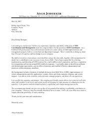 Program Coordinator Resume Cover Letter Project Coordinator Image Collections Cover Letter