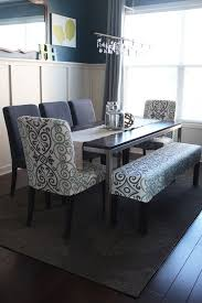 Best  Dining Table With Bench Ideas On Pinterest Kitchen - Dining room chairs and benches