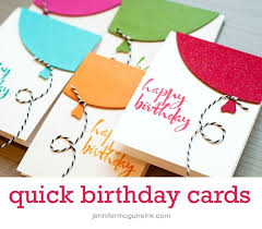 best 25 easy birthday cards ideas on pinterest diy birthday