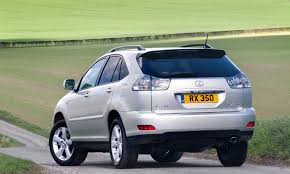 lexus harrier lexus rx estate review 2003 2009 parkers
