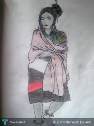 the newari dress code touchtalent for everything creative