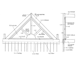 shed style roof shed style roof framing with windows details the underneath