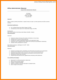 Systems Administrator Resume Examples by Administrative Resume Template A Resume Template For A Consular