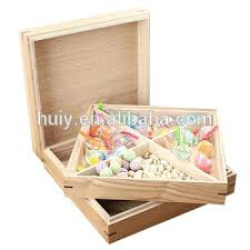 candy boxes wholesale wholesale two layer solid wooden candy box nuts tray box buy