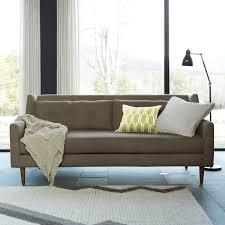 West Elm Sofa Bed by Crosby Sofa Shale 203 Cm West Elm Uk