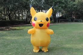 Blow Halloween Costume Cheap Pikachu Halloween Costumes Aliexpress