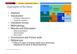 thesis abstract tips thesis writing tips for organizing and writing your thesis