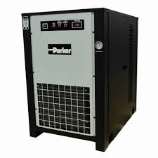 parker 250 cfm compressed air dryer non cycling refrigerant